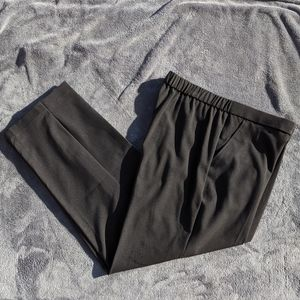 Sag Harbor Black dress pants